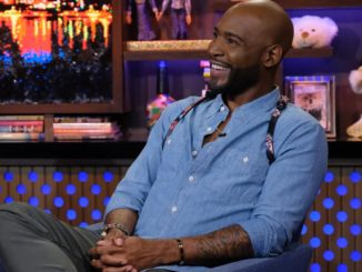 WATCH WHAT HAPPENS LIVE WITH ANDY COHEN -- Episode 16178 -- Pictured: Karamo Brown -- (Photo by: Charles Sykes/Bravo)