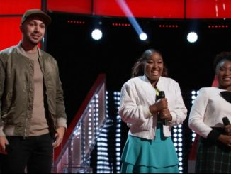 The Voice 17 Knockouts Alex Guthrie and Hello Sunday