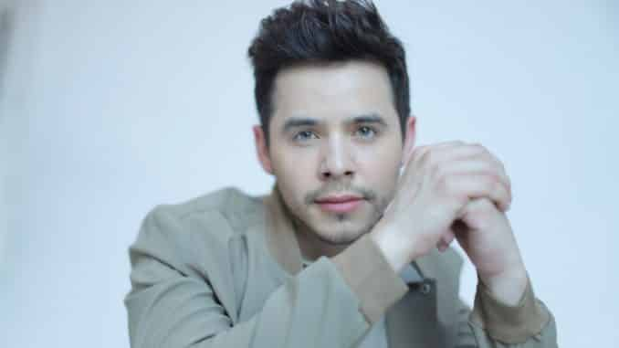 David Archuleta North American Tour Spring 2020