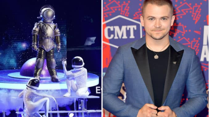The Masked Singer Astronaut Hunter Hayes