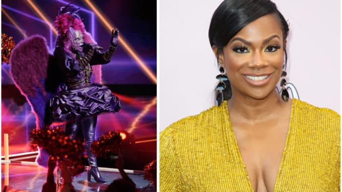 The Masked Singer Night Angel is Kandi Burruss