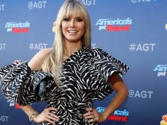 "AMERICA'S GOT TALENT -- ""Auditions"" -- Pictured: Heidi Klum -- (Photo by: Trae Patton/NBC)"