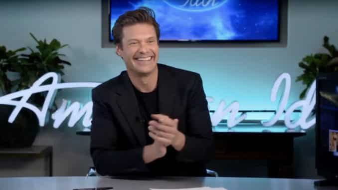 "AMERICAN IDOL - ""315 (On with the Show: Disney/Mother's Day)"" - ""American Idol"" gets closer to crowning the 2020 winner with an all-new episode revealing who America voted into the Top 7, SUNDAY, MAY 10 (8:00-10:00 p.m. EDT), on ABC.(ABC) RYAN SEACREST"