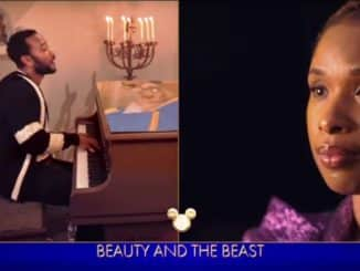 John Legend, Jennifer Hudson Beauty and the Beast