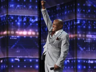 "AMERICA'S GOT TALENT -- ""Auditions 1"" Episode 1501 -- Pictured: Archie Williams -- (Photo by: Trae Patton/NBC)"