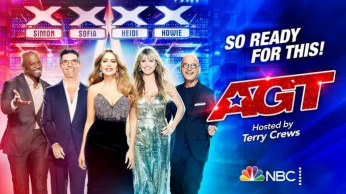 """AMERICA'S GOT TALENT -- Pictured: """"America's Got Talent"""" Key Art -- (Photo by: NBCUniversal)"""
