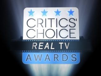 Critics Choice Real TV Awards Logo