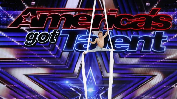 """AMERICA'S GOT TALENT -- """"Auditions"""" -- Pictured: Alan Silva -- (Photo by: Trae Patton/NBC)"""