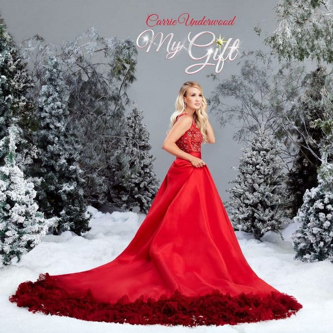 Carrie Underwood My Gift album cover