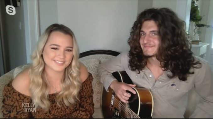 Gabby Barret and Cade Foehner I Hope Kelly and Ryan