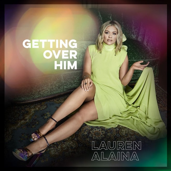 Getting Over Him Lauren Alaina EP Cover