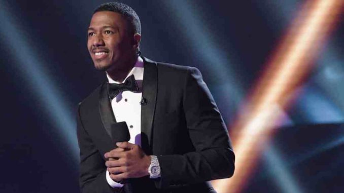 Nick Cannon FOX The Masked Singer