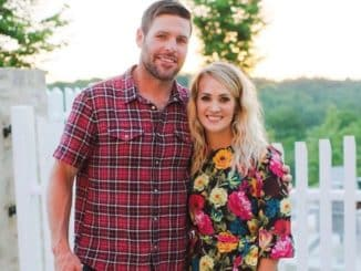Mike Fisher Carrie Underwood Anniversary