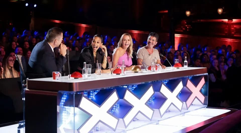 Simon Cowell Will Appear Virtually On Britain S Got Talent Due To Agt