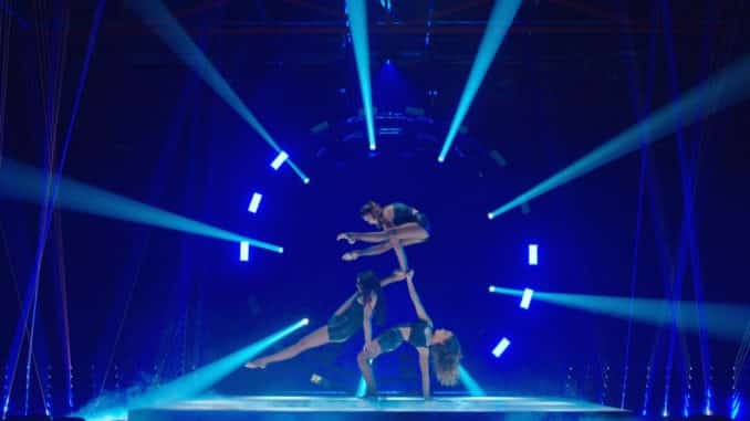 "AMERICA'S GOT TALENT -- ""Semi-Finals"" Episode 1521 -- Pictured in this screen grab: Bello Sisters -- (Photo by: NBC)"