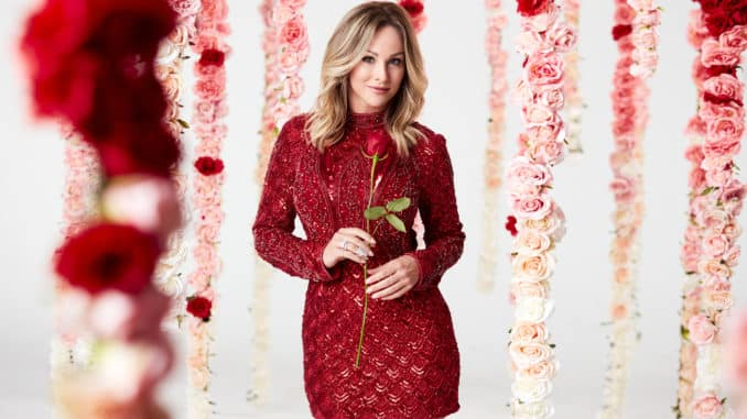 "THE BACHELORETTE - ABC's ""The Bachelorette"" stars Clare Crawley. (ABC/Maarten de Boer)"