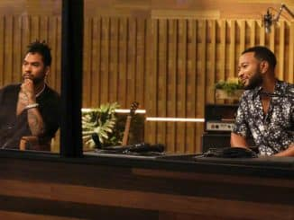 John Legend and Miguel The Voice 19 Battle Rounds