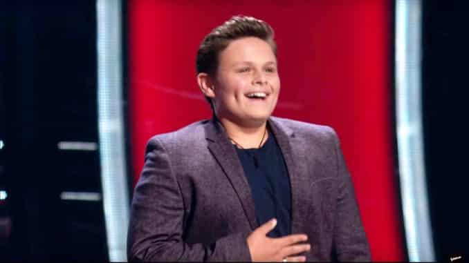 The Voice 19 Carter Rubin Blind Audition