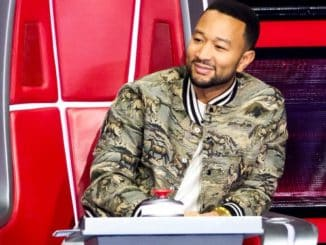 THE VOICE -- Knockout Rounds -- Pictured: John Legend -- (Photo by: Trae Patton/NBC)