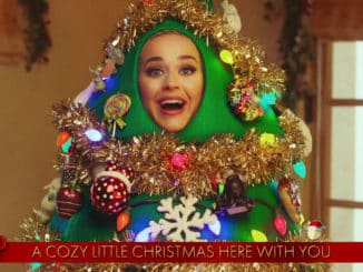 THE DISNEY HOLIDAY SINGALONG (ABC) KATY PERRY