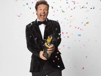 "DICK CLARK'S NEW YEAR'S ROCKIN' EVE WITH RYAN SEACREST – ABC's ""Dick Clark's New Year's Rockin' Eve with Ryan Seacrest"" stars Ryan Seacrest. (ABC/Brian Bowen Smith)"
