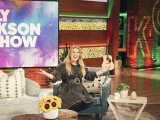 THE KELLY CLARKSON SHOW -- Episode 4027 -- Pictured: Kelly Clarkson -- (Photo by: Weiss Eubanks/NBCUniversal)