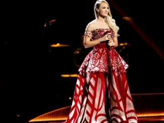 Carrie Underwood My Gift HBO Max Christmas Special