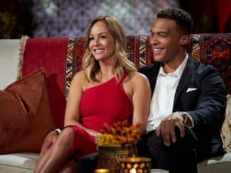 THE BACHELORETTE – (ABC/Craig Sjodin) CLARE CRAWLEY, DALE MOSS