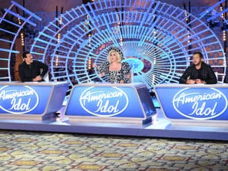 AMERICAN IDOL Ð Ò401 (Auditions)Ó Ð ÒAmerican Idol,Ó the iconic series that revolutionized the television landscape by pioneering the music competition genre, will return to airwaves during its season premiere SUNDAY, FEB. 14 (8:00-10:00 p.m. EST), on ABC. (ABC/John Fleenor) LIONEL RICHIE, KATY PERRY, LUKE BRYAN