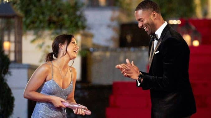 "THE BACHELOR – ""2501"" (ABC/Craig Sjodin) KATIE, MATT JAMES"