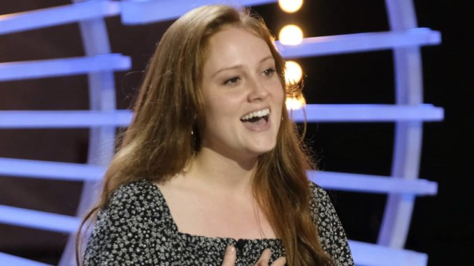 AMERICAN IDOL 402 (Auditions) American Idol continues its journey to find the next superstar as the original music competition series airs SUNDAY, FEB. 21 (8:00-10:00 p.m. EST), on ABC. (ABC/John Fleenor) CASSANDRA COLEMAN