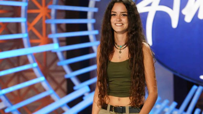 AMERICAN IDOL 402 (Auditions) American Idol continues its journey to find the next superstar as the original music competition series airs SUNDAY, FEB. 21 (8:00-10:00 p.m. EST), on ABC. (ABC/Christopher Willard) CASEY BISHOP