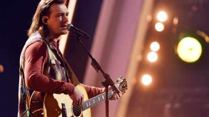 """THE 54TH ANNUAL CMA AWARDS – """"The 54th Annual CMA Awards"""", hosted by Reba McEntire and Darius Rucker aired from Nashville's Music City Center, WEDNESDAY, NOV. 11 (8:00-11:00 p.m. EST), on ABC. (ABC) MORGAN WALLEN"""