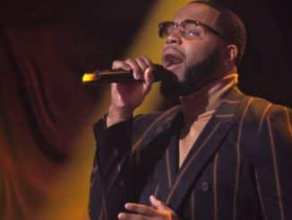 The Voice 20 Blind Auditions Victor Solomon Sings John Legend's Glory