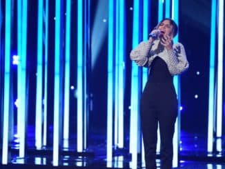AMERICAN IDOL 406 (Hollywood Week: Genre Challenge) In a two night event, the search for the next superstar continues as American Idol kicks off its iconic Hollywood Week, SUNDAY, MARCH 21 (8:00-10:00 p.m. EDT), on ABC. (ABC/Eric McCandless) ANDREA VALLES