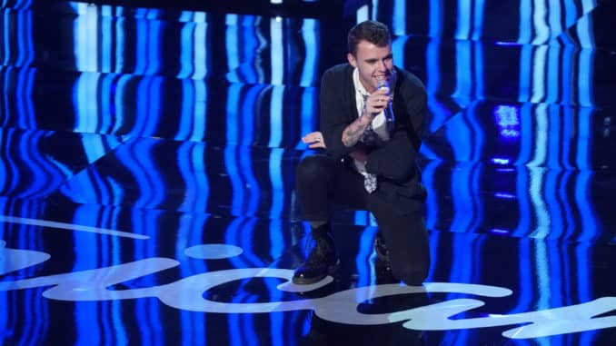 AMERICAN IDOL 406 (Hollywood Week: Genre Challenge) In a two night event, the search for the next superstar continues as American Idol kicks off its iconic Hollywood Week, SUNDAY, MARCH 21 (8:00-10:00 p.m. EDT), on ABC. (ABC/Eric McCandless) BEANE