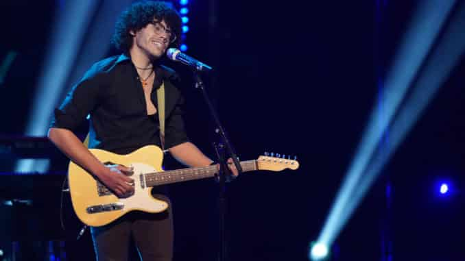 """AMERICAN IDOL – """"408 (Showstopper/Final Judgment Part #1)"""" – Following a competitive Hollywood Week, """"American Idol"""" continues in a two-night event with the all-new Showstoppers round, SUNDAY, MARCH 28 (8:00-10:00 p.m. EDT), on ABC. (ABC/Eric McCandless) MURPHY"""