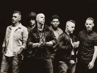 Chris Daughtry and band Daughtry