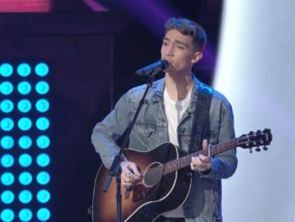The Voice Blind Audition Avery Roberson