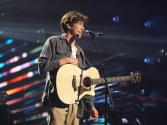 "AMERICAN IDOL - ""412 (Top 16)"" - ""American Idol"" continues its search for the next superstar with an all-new episode as the Top 16 are revealed and perform in hopes of securing America's vote to the next round on SUNDAY, APRIL 11 (8:00-10:00 p.m. EDT), on ABC. (ABC/Eric McCandless) WYATT PIKE"