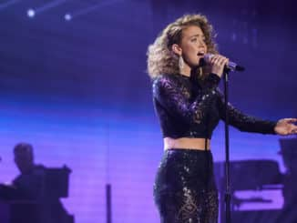 """AMERICAN IDOL - """"412 (Top 16)"""" - """"American Idol"""" continues its search for the next superstar with an all-new episode as the Top 16 are revealed and perform in hopes of securing America's vote to the next round on SUNDAY, APRIL 11 (8:00-10:00 p.m. EDT), on ABC. (ABC/Eric McCandless) MADISON WATKINS"""
