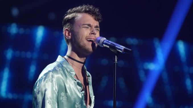 """AMERICAN IDOL - """"412 (Top 16)"""" - """"American Idol"""" continues its search for the next superstar with an all-new episode as the Top 16 are revealed and perform in hopes of securing America's vote to the next round on SUNDAY, APRIL 11 (8:00-10:00 p.m. EDT), on ABC. (ABC/Eric McCandless) BEANE"""