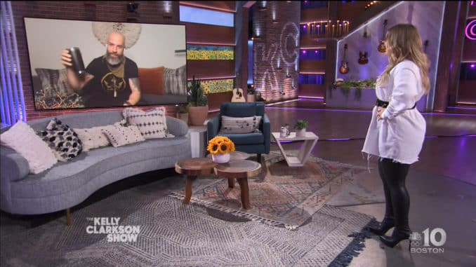 Chris Daughtry on The Kelly Clarkson Show