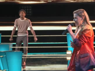 The Voice 20 Battle Rounds Cam Anthony vs Emma Caroline