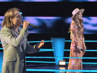 The Voice 20 Battles Bradley Sinclair Rachel Mac