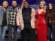 """AMERICAN IDOL - """"417 (Coldplay Songbook & MotherÕs Day Dedication)"""" Ð """"American Idol"""" is back with a live coast-to-coast episode as the top seven contestants perform two songs each on SUNDAY, MAY 9 (8:00-10:00 p.m. EDT), on ABC. (ABC/Eric McCandless) CALEB KENNEDY, CHAYCE BECKHAM, WILLIE SPENCE, GRACE KINSTLER, CASEY BISHOP"""