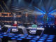 """AMERICAN IDOL - """"418 (My Personal Idol/Artist Singles)"""" - """"American Idol"""" gets closer to crowning its winner as the top four become the top three who will head to the finale on a live coast-to-coast episode airing SUNDAY, MAY 16 (8:00-10:00 p.m. EDT), on ABC. (ABC/Eric McCandless) RYAN SEACREST, CHAYCE BECKHAM, CASEY BISHOP, WILLIE SPENCE, GRACE KINSTLER"""