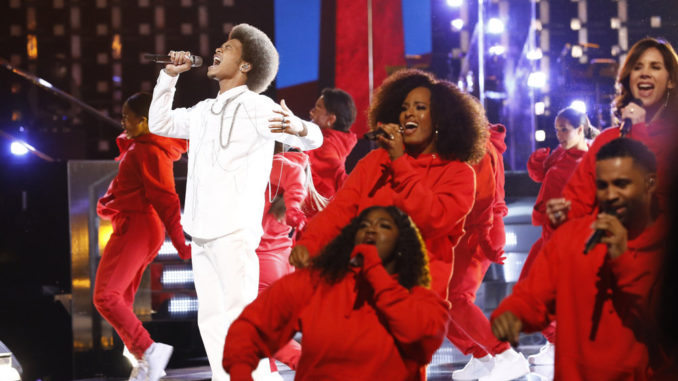 """THE VOICE -- """"Live Finale Performances"""" Episode 2014A -- Pictured: Cam Anthony -- (Photo by: Trae Patton/NBC)"""