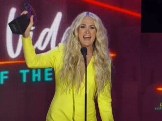 Carrie Underwood Wins Video of the Year 2021 CMT Awards