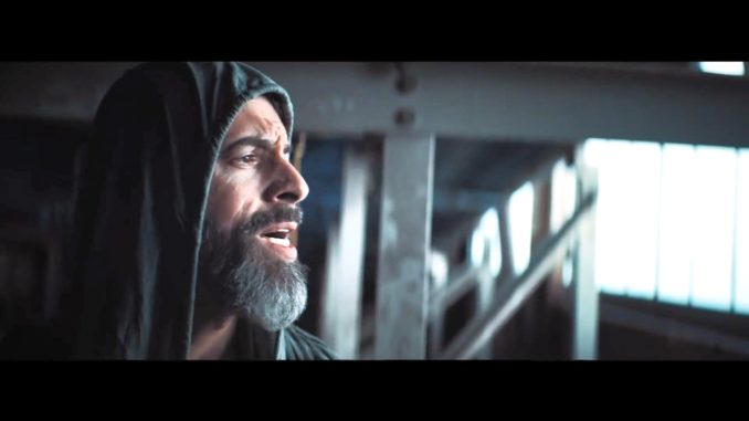 Chris Daughtry Heavy is the Crown Music Video